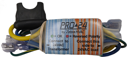 PRO24 - 24V Plug-In Surge and Spike Protector