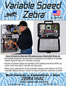 Flyer - VZ7 - Variable Speed Zebra