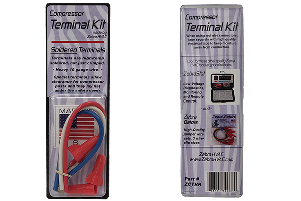 Compressor Terminal Repair Kit